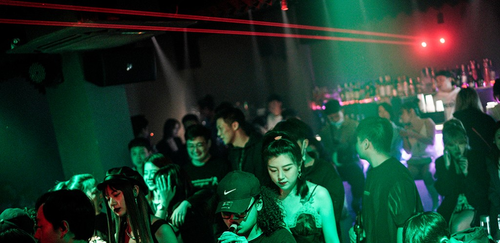 Klubi Kiinassa